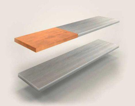 Пластина переходная АП (электротехническая) 70х6